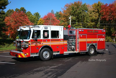 Apparatus Shoot - South Windsor, CT