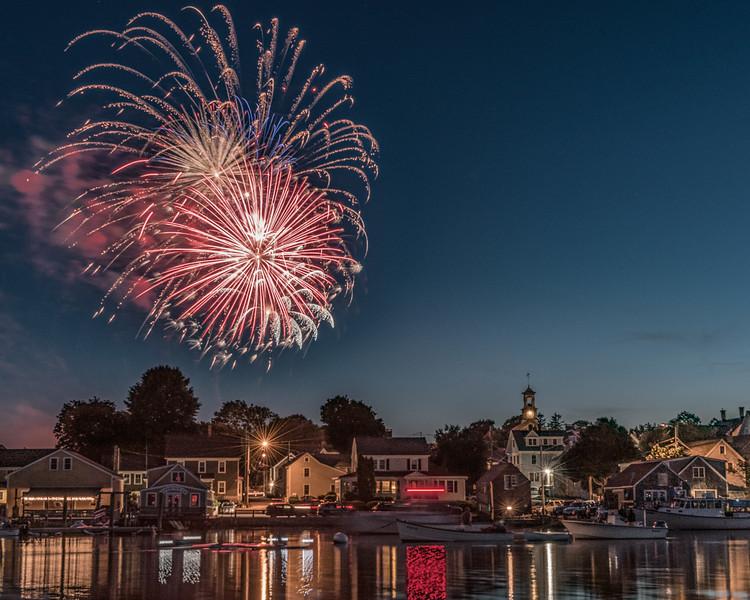 Portsmouth Fireworks 2017