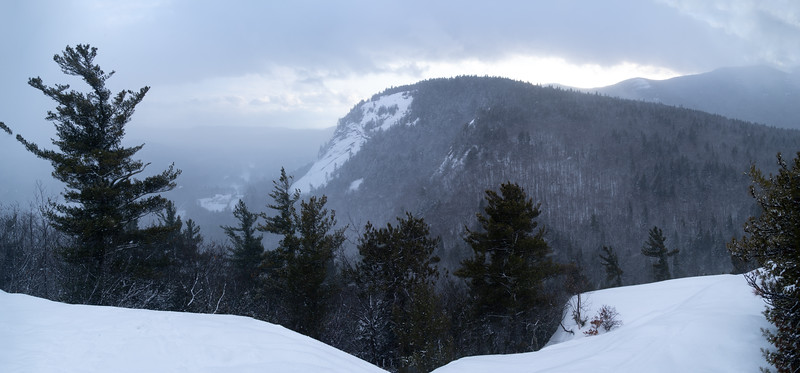 North Conway - Whitehorse and Cathedral ledges