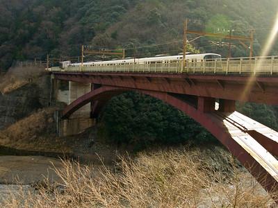 From Hozukyo to Arashiyama