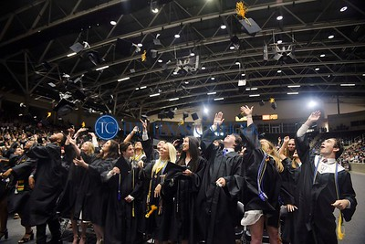 Bishop Lynch 2018 Graduation