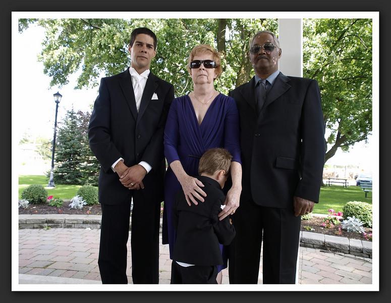 Bridal Party Family Shots at Stayner Gazebo 2009 08-29 036 .jpg