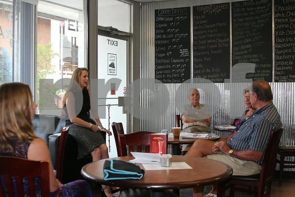 Entrepreneur Workshop - July 2014