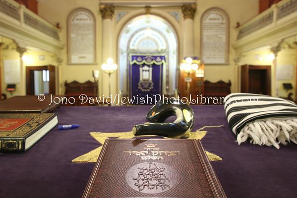 AUSTRALIA, Victoria, Melbourne. East Melbourne Hebrew Congregation, Mickva Yisrael. (8.2010)