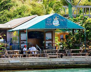 THE FAT VIRGIN CAFE, VIRGIN GORDA