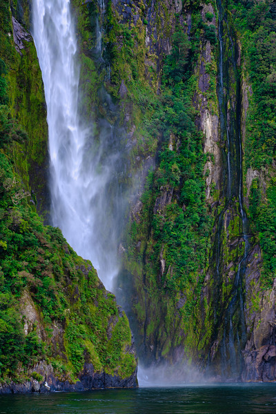 Sterling Falls, South Island