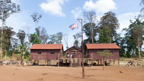 Village visits Northern Cambodia