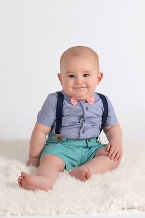 Grayson 10 month