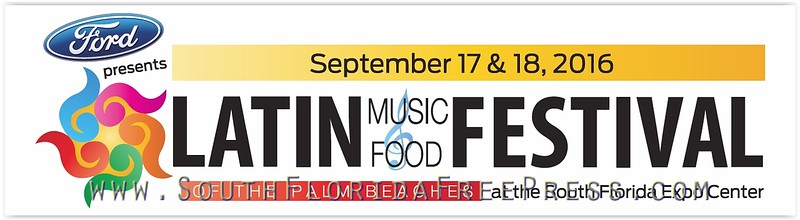 Latin Music & Food Festival 2016