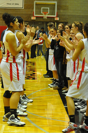 Oregon City vs. Westview Girls Basketball