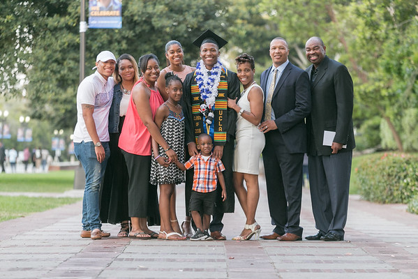 Antonio Brodie Graduation