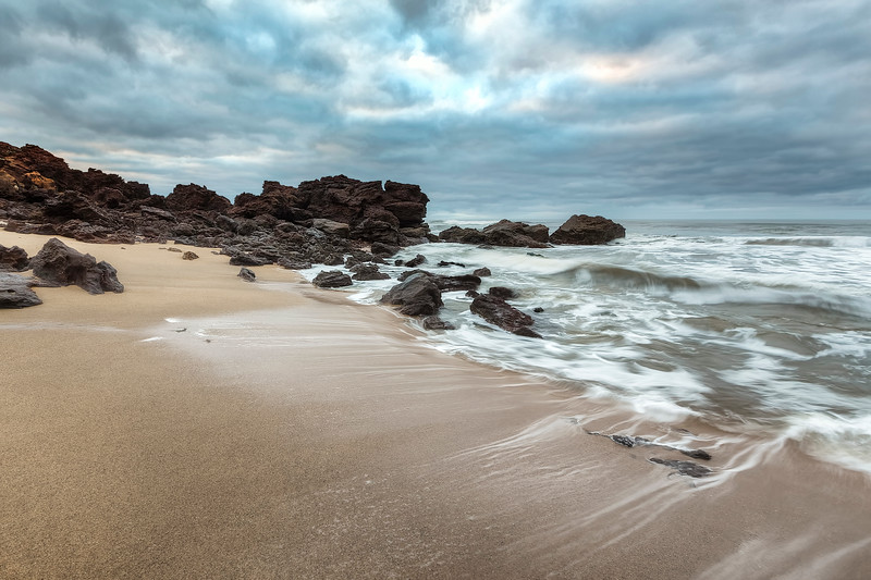 (2543) Red Rocks Beach, Victoria, Australia
