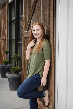Jenni's Senior Pics
