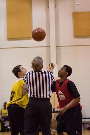 Varsity Basketball 2014