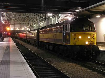Railtours & Charters 2003