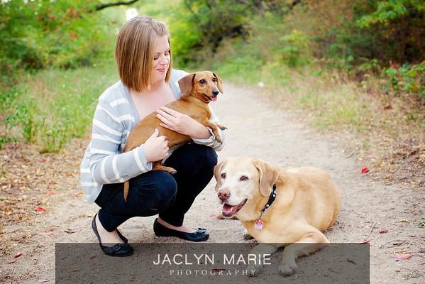 Jenny + Miss Weenie