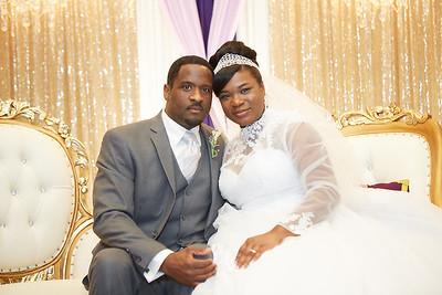 John and Kaday Wedding