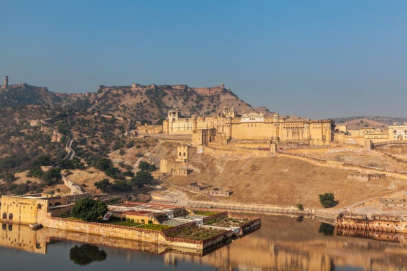 Amer (Amber) fort, Rajasthan, India