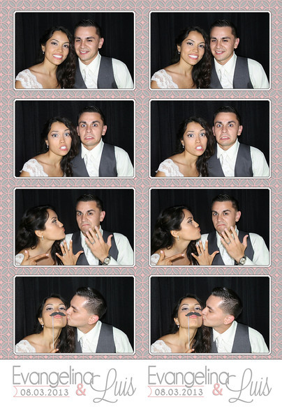Evangelina & Luis August 3, 2013