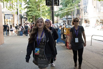 PAX West 2017 - Friday