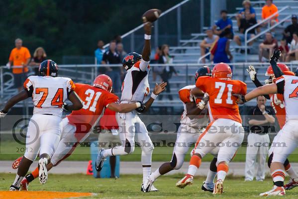 Boone Varsity Football #71 - 2012