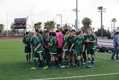 2016_02_27 Boys Soccer CIF Qtfinals LCC 2 vs SDA 0