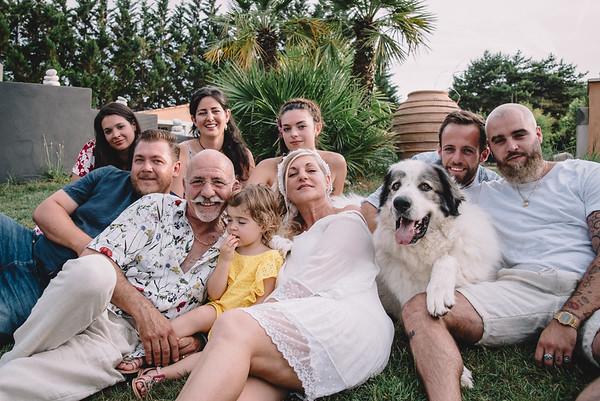 Séance Famille Minana