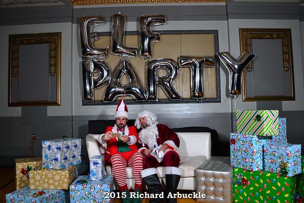 Elf Party 2015 San Francisco