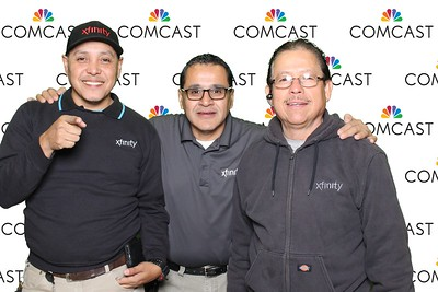 Greenscreens - Comcast All Employee Meeting