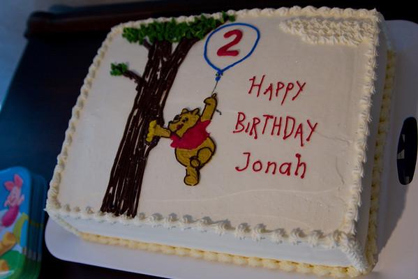 Jonah's 2nd Birthday In Illinois | Sept 28, 2008