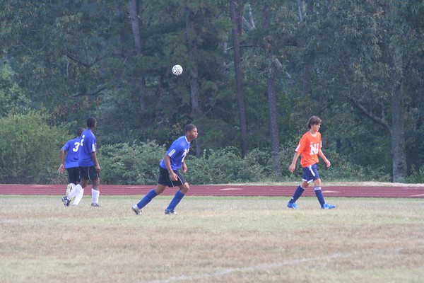 Prep Soccer with Norfolk Academy
