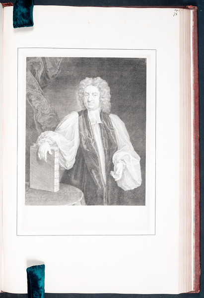 To the Right Honourable and my Noble Patron Edward Earl of Oxford, And Earl Mortimer, &c.&c. A collection of the works of G. Vertue of London, Engraver, the first chosen proofs from the engraved plates, Begining in the Year 1708, vol. 3
