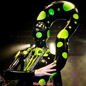20131102 - TG Fashion Show : Dayne Henderson Design + Mantis London