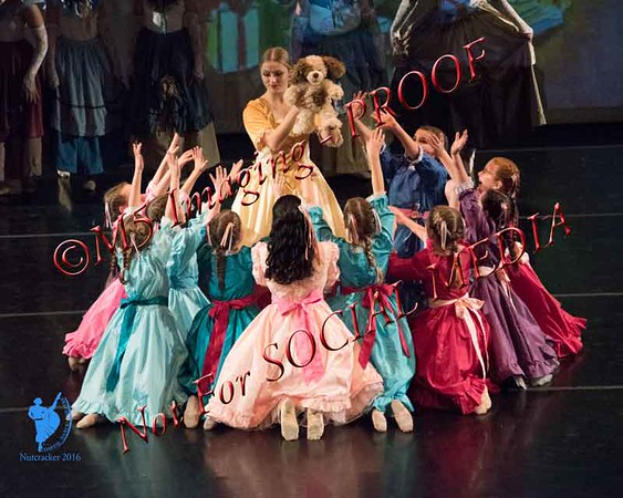 2016 Nutcracker (Cast 1) Sat Dec 3