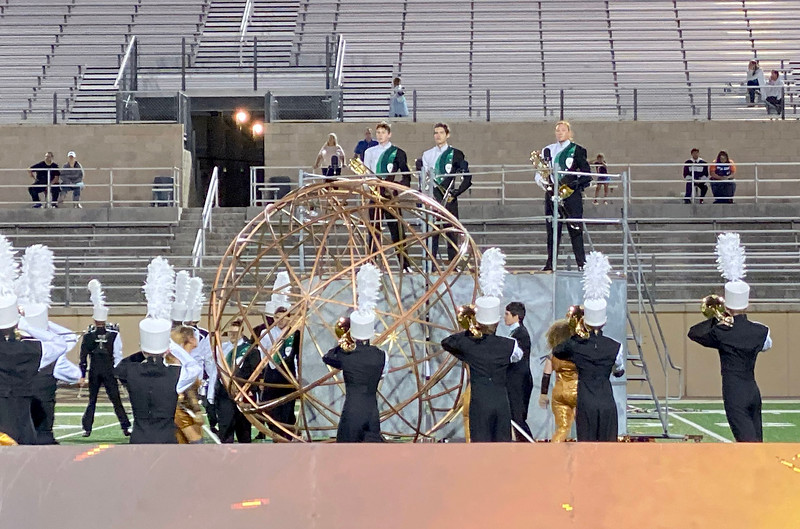 "Cedar Park High School, ""Icarus: After the Fall"""
