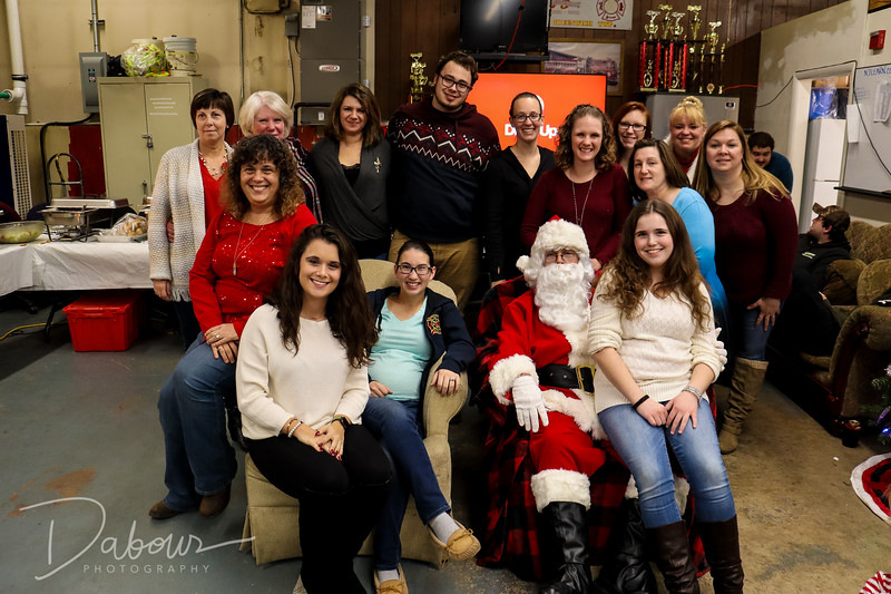 98 Fire Holiday Party 2018