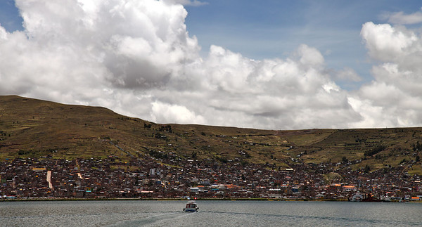 Puno to Copacabana