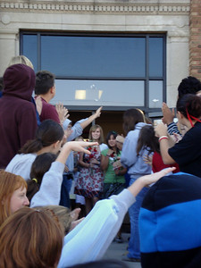 Cross Country - 2007-2008 - 11/2/2007 Student Body Send Off to State Finals SP