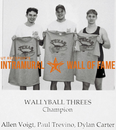 Intramural Champs 1996-97