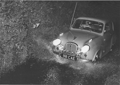1959 Cross Trophy Rally