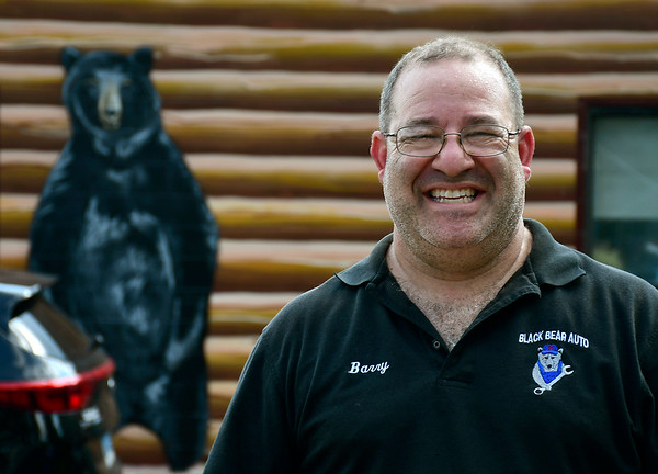 8/15/2018 Mike Orazzi | Staff Black Bear Auto's Barry Balaban.