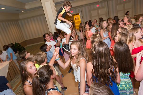 Dunes Club Back To School Dance