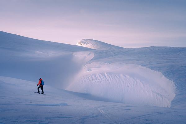 Ski de randonnée Vercors