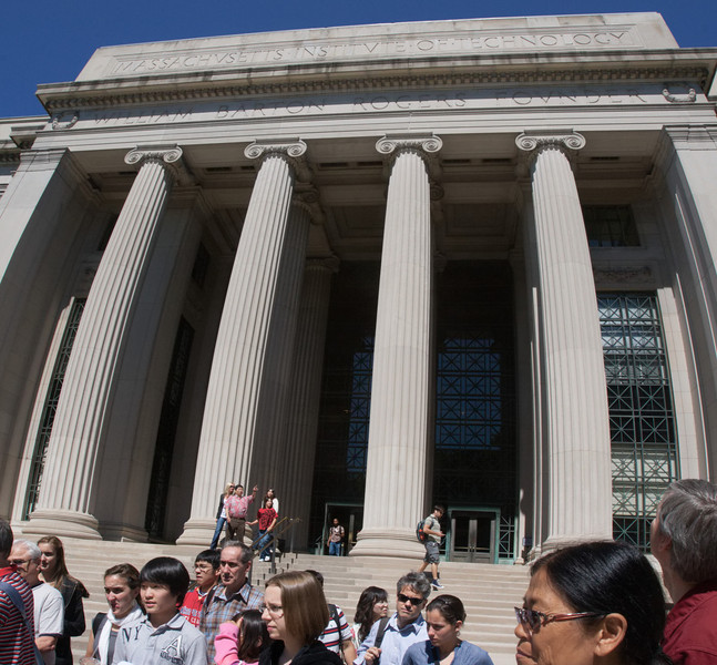 Day 6 - MIT Info Center