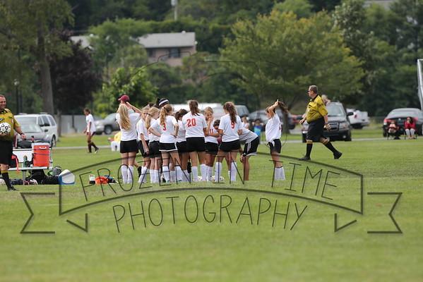 2015 Girls RFA Soccer