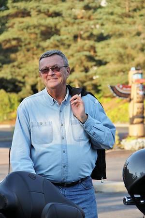 Stan's BBQ Dinner Ride2012