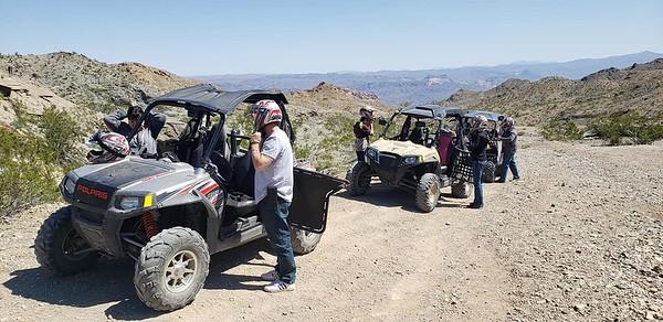 3/24/19 Eldorado Canyon ATV Tour & Gold Mine