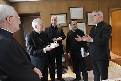 Archbishop Blair Pastoral Visit