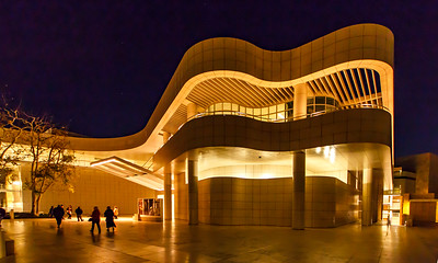 The Getty - After Dark - Feb 24, 2018