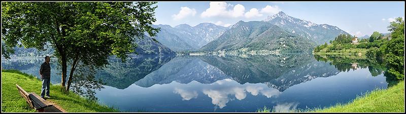 Ledro Lake (Trento)